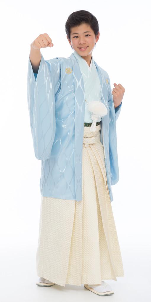 【小学生男子紋付袴】007の衣装画像1
