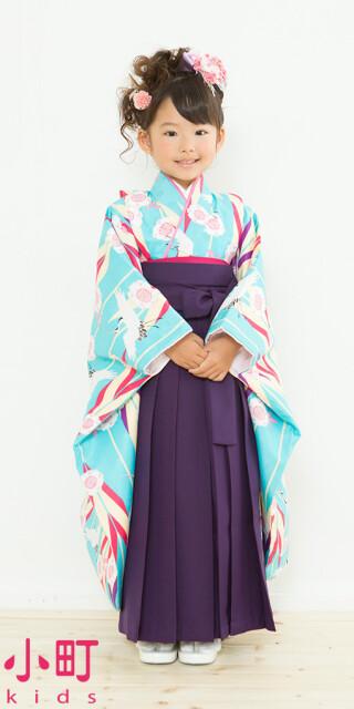 No.6485 【卒園ハカマスタイル】レンタル7608