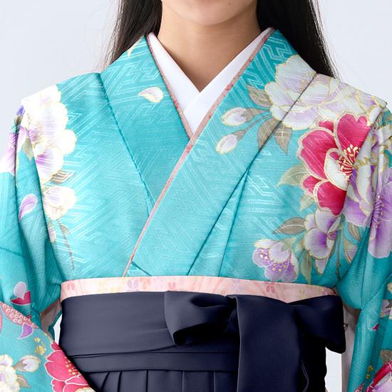 【小学生女子卒業袴】68の衣装画像2