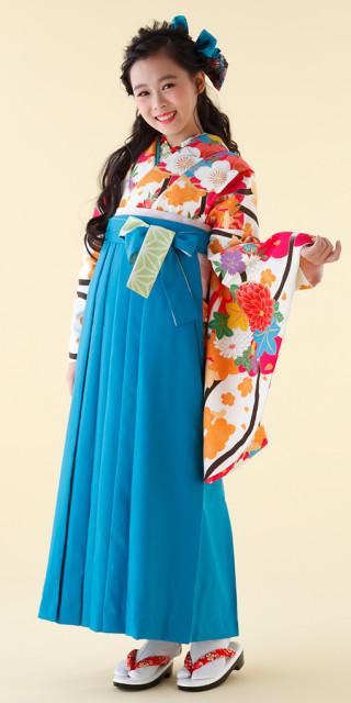 【小学生女子卒業袴】79