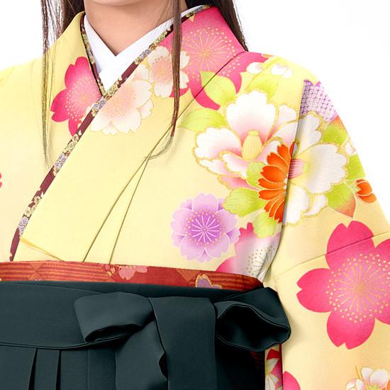 【卒業袴セット】SJ179_A2の衣装画像2
