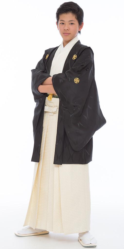 小学生卒業式男子袴