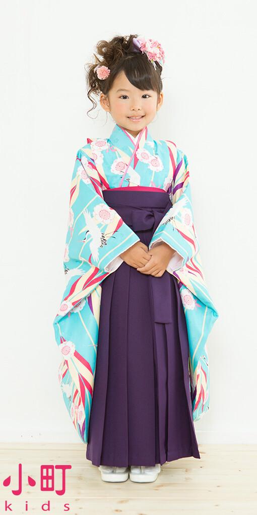 幼稚園卒園式女児袴