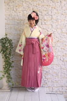 小学卒業袴10000円~の衣装画像1