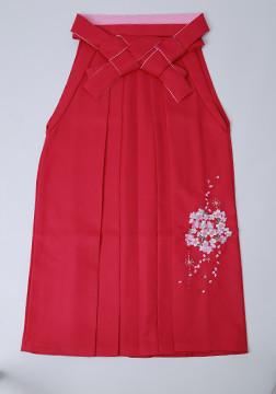 新作!刺繍がカワイイ袴の衣装画像1