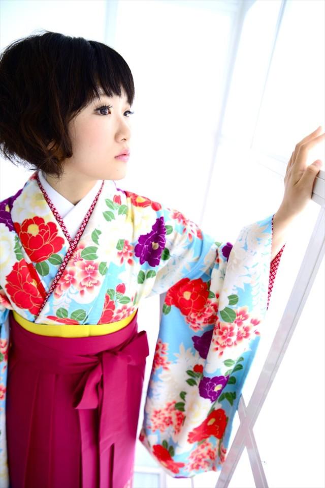 卒業袴の衣装画像2