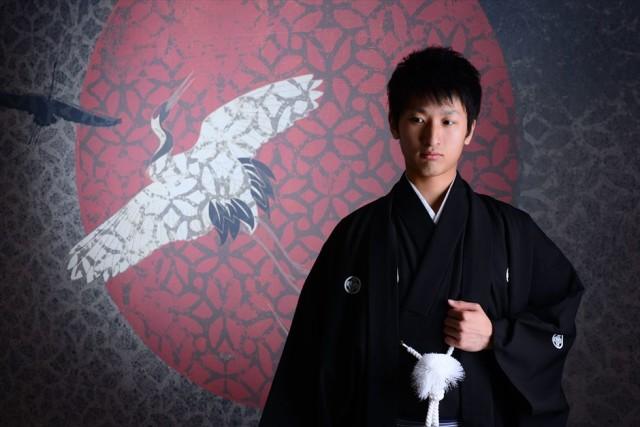 男袴の衣装画像1