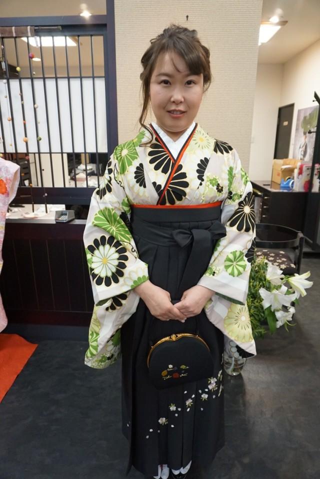 袴姿の衣装画像1
