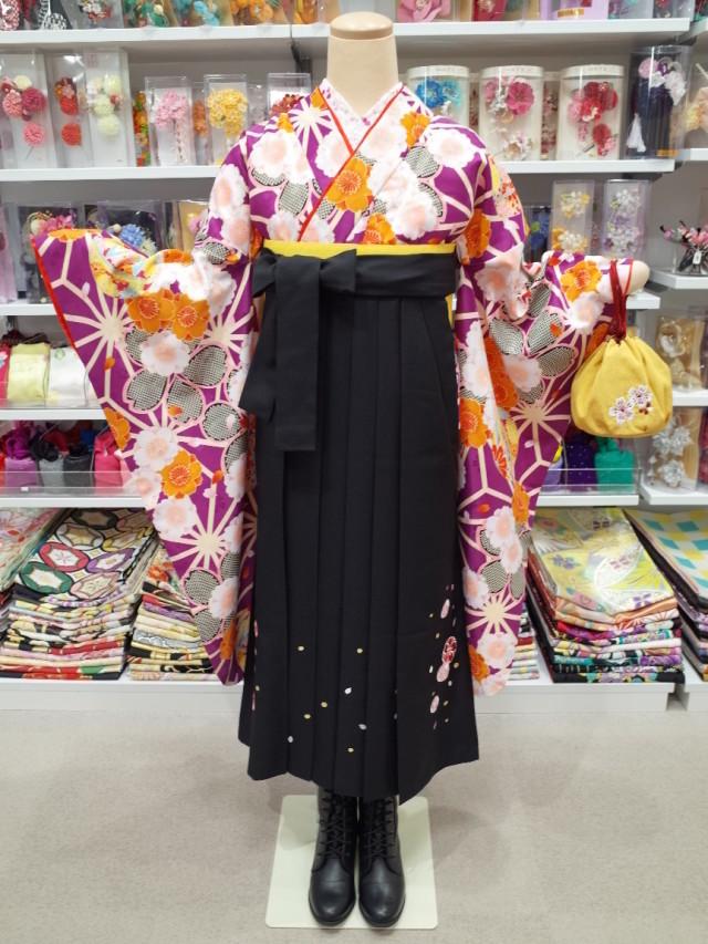 ジュニア袴 J-0004の衣装画像1