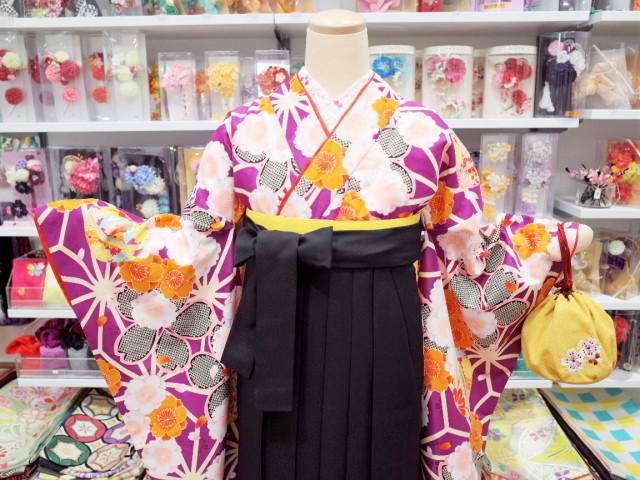 ジュニア袴 J-0004の衣装画像2