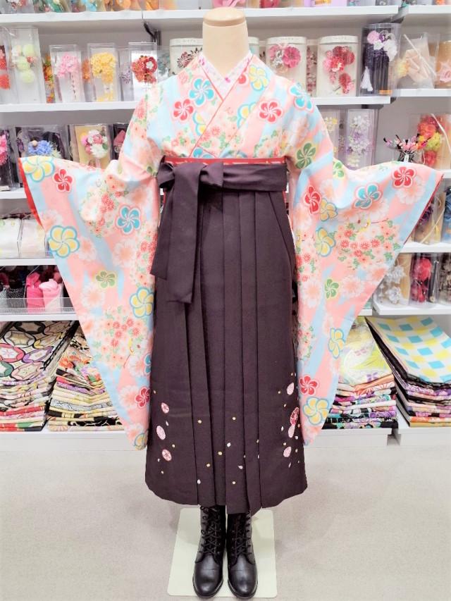 ジュニア袴 J-0001の衣装画像1