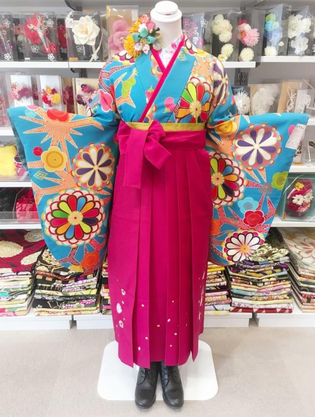 B-0008/Jピンク刺繍の衣装画像1