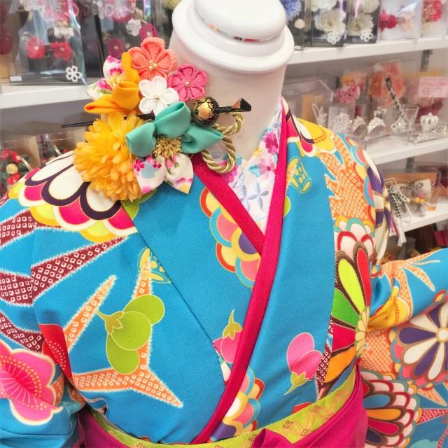 B-0008/Jピンク刺繍の衣装画像2