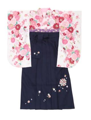 No.4153 白とピンクの清楚系&キュート
