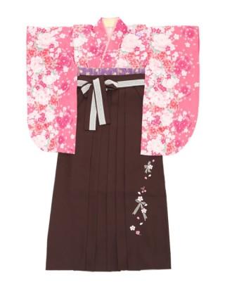 No.4156 濃いめピンクの大人なイメージ