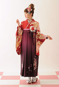 No.1348 ブランド袴 ¥21,800~