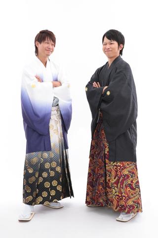 No.2039 Hakama Men's -Style01