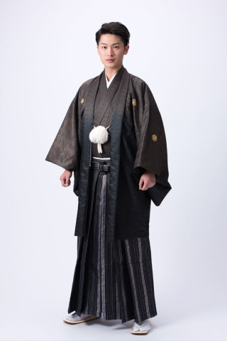No.2040 Men's Hakama