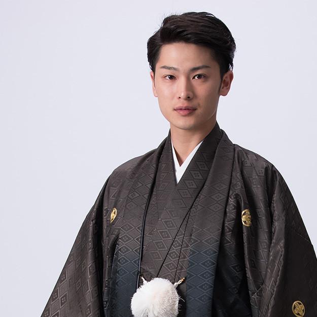 成人式 男袴レンタルプラン