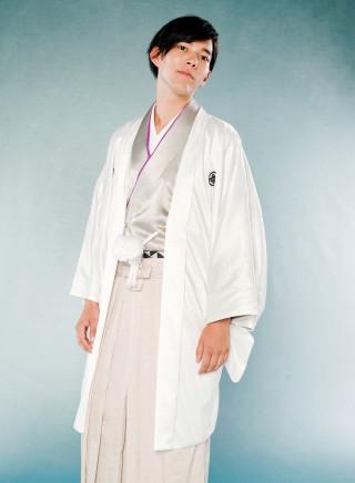 成人式男子袴
