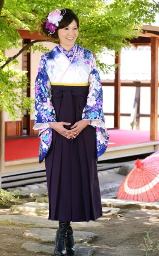 No.1615 卒業式袴レンタルセット
