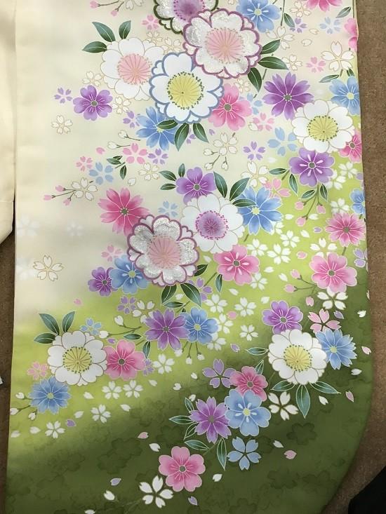 二尺袖着物+袴レンタルの衣装画像2