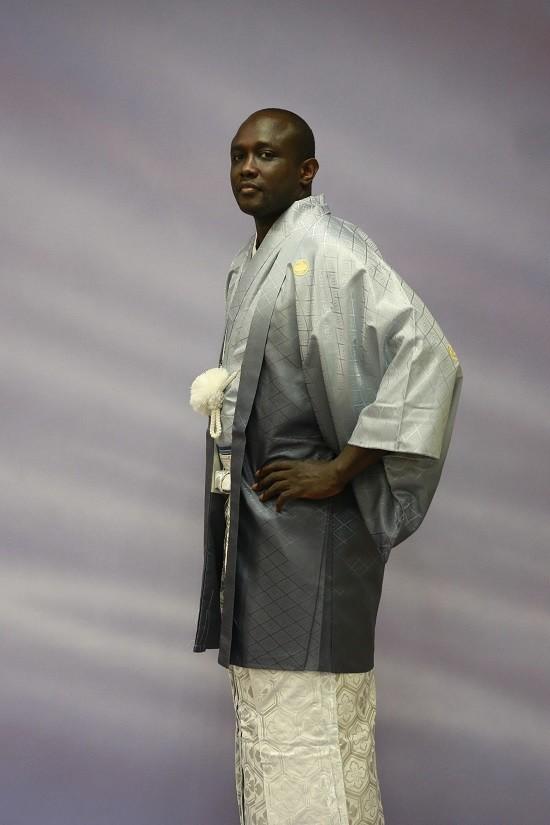 メンズ紋付袴レンタルの衣装画像1