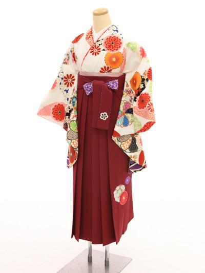 着物E701・袴D71の衣装画像1