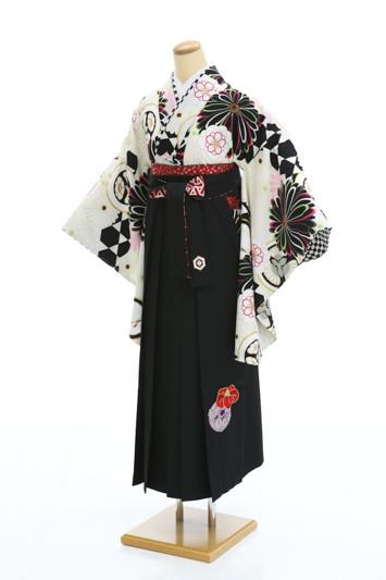 着物E703・袴D73の衣装画像1