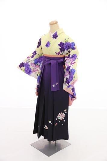 着物D601・袴C66の衣装画像1