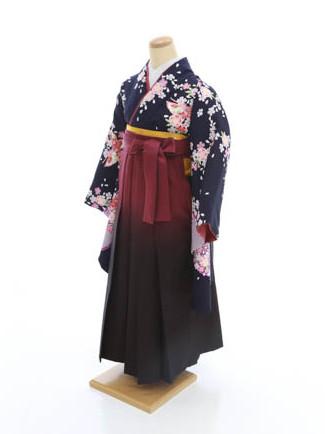 着物ラ・ベル D602・袴B31の衣装画像1