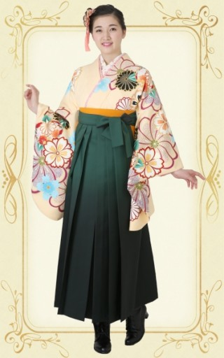 No.2191 卒業袴