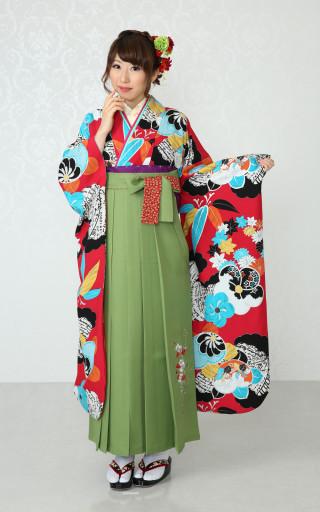 No.1649 卒業袴