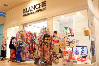 BLANCHE 青森ドリームタウンALi店の店舗画像1