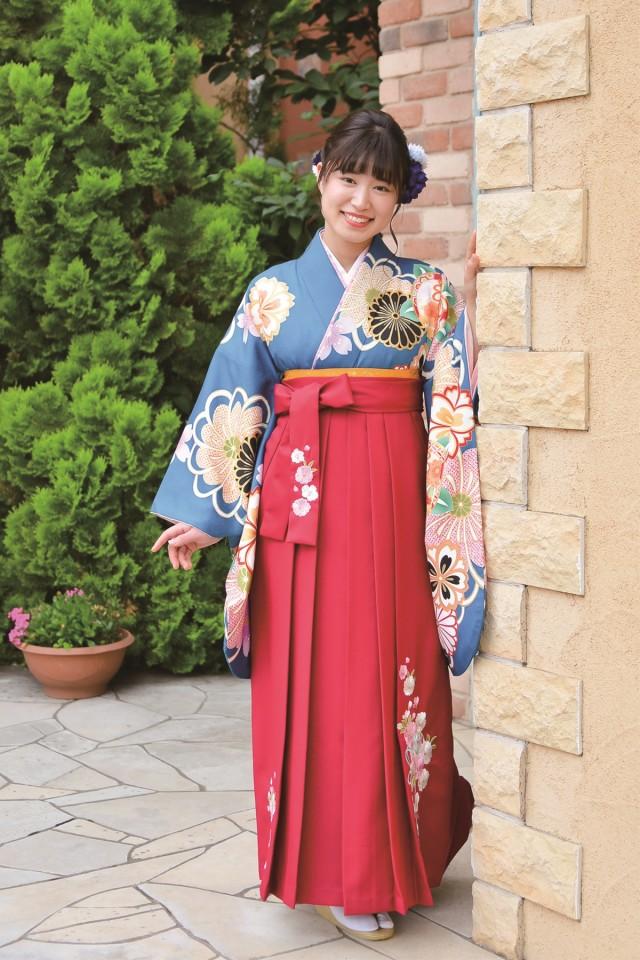 卒業袴 2779の衣装画像1