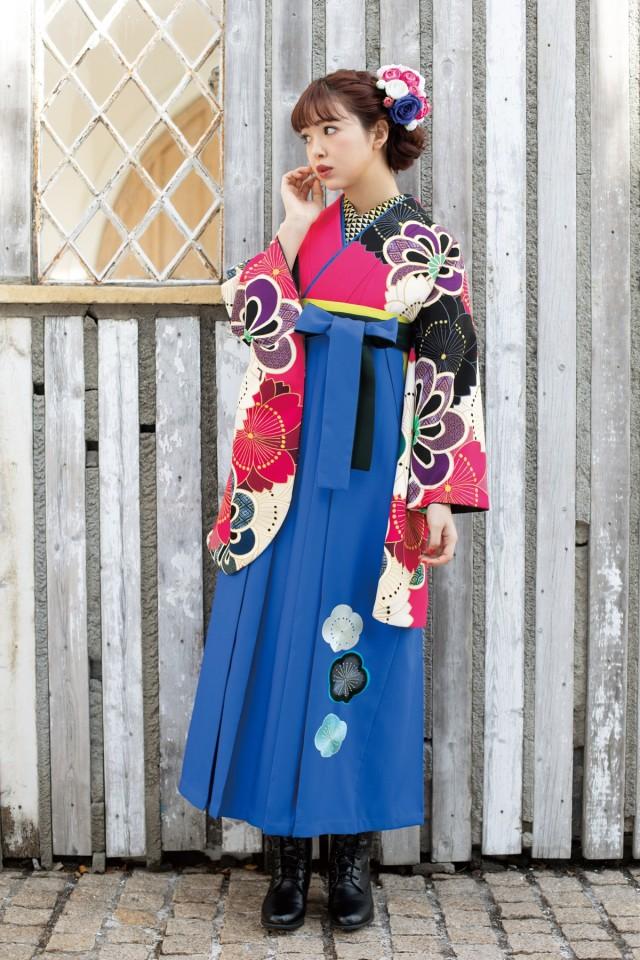 卒業袴 2821の衣装画像1