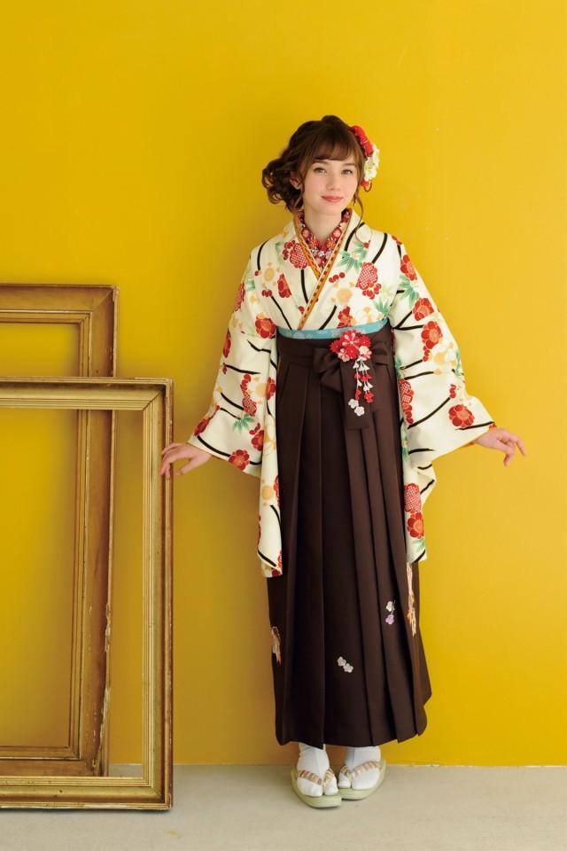 卒業袴 2815の衣装画像1