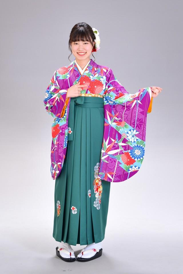 卒業袴 2812の衣装画像1