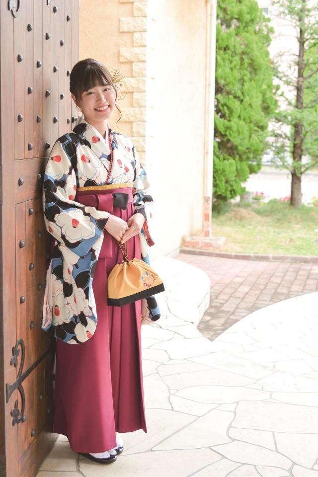 卒業袴 2813の衣装画像1