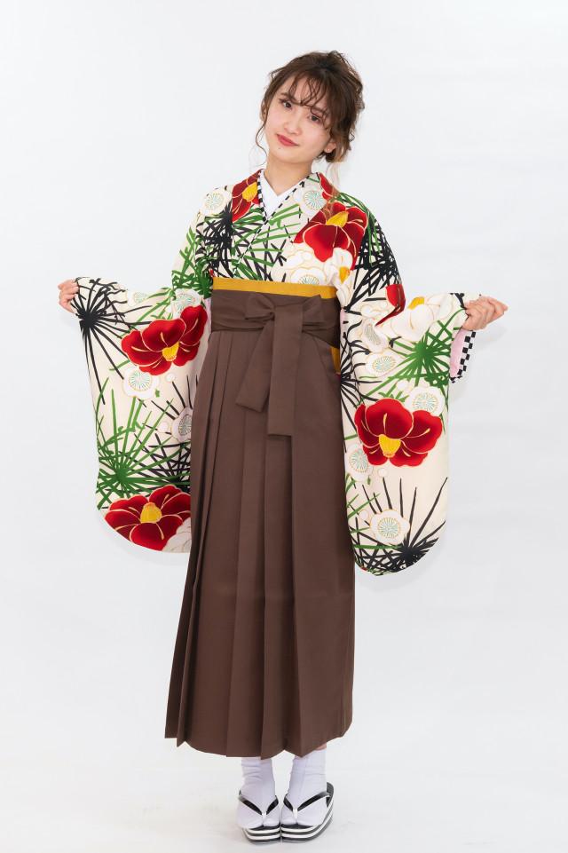 椿に松の衣装画像1