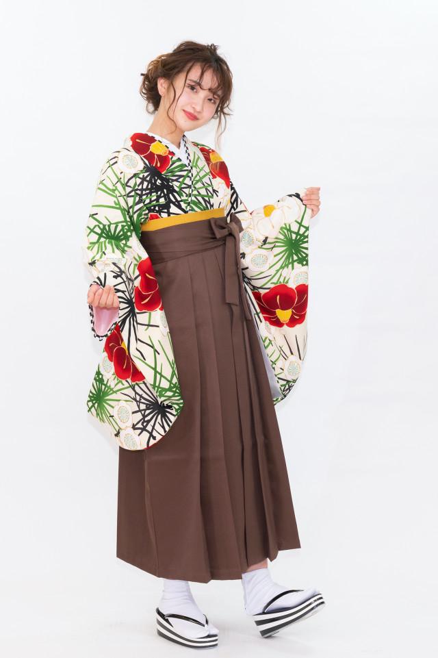 椿に松の衣装画像3