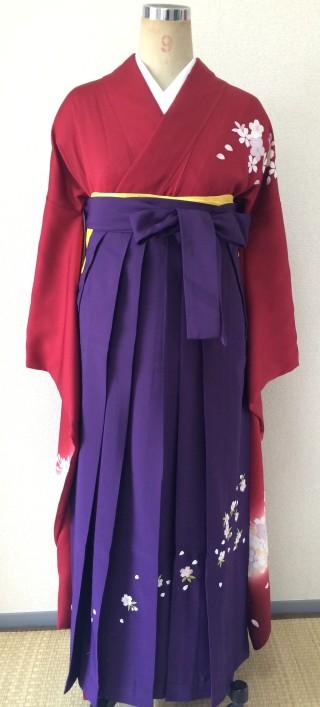 No.1933 桜×紺