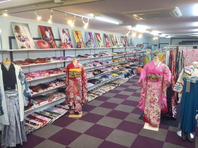 有限会社 八木橋貸衣裳店の店舗画像1