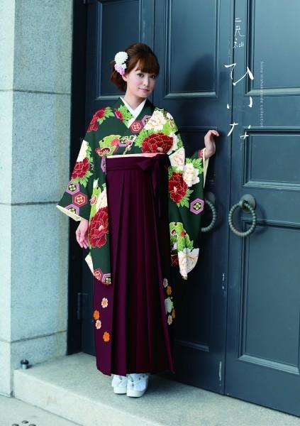 古典袴の衣装画像1
