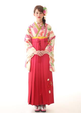 No.3541 かわいい系袴