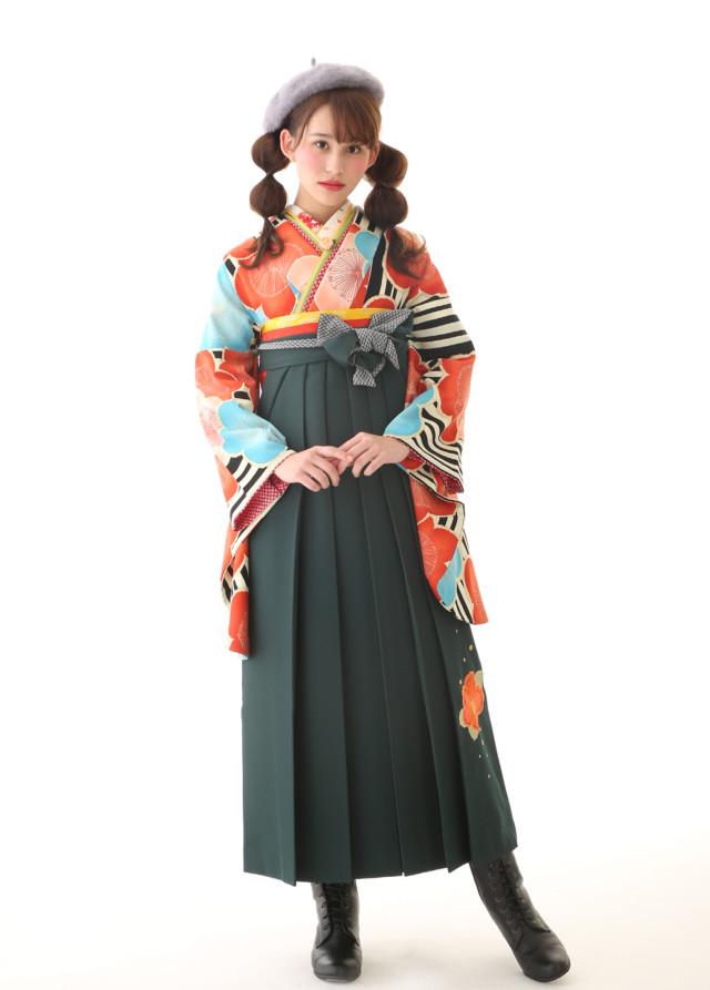 レトロ袴の衣装画像1