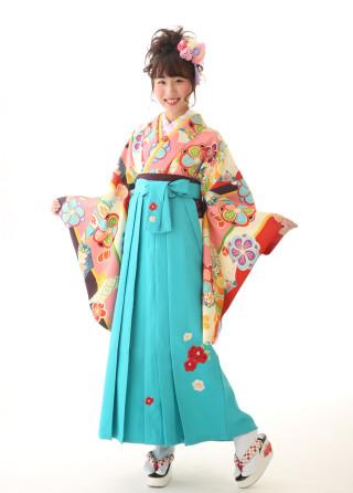 かわいい系袴