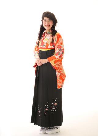 No.3429 レトロ袴