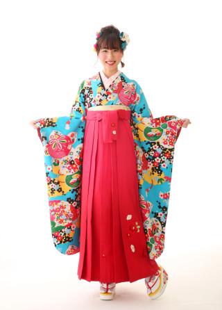 No.3435 レトロ袴