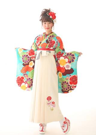 No.3444 レトロ袴